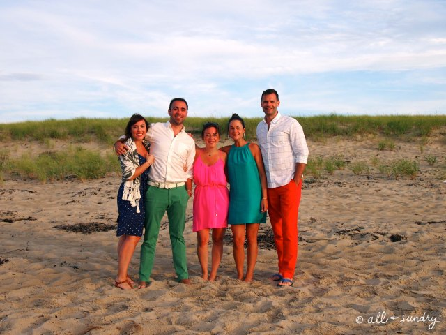 Family Portrait at Race Point
