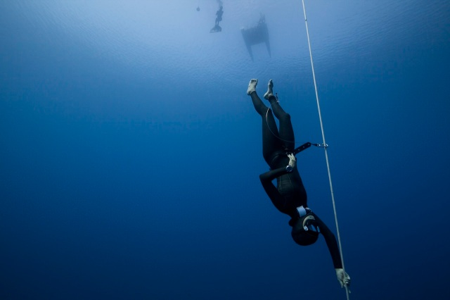 Freediving Example