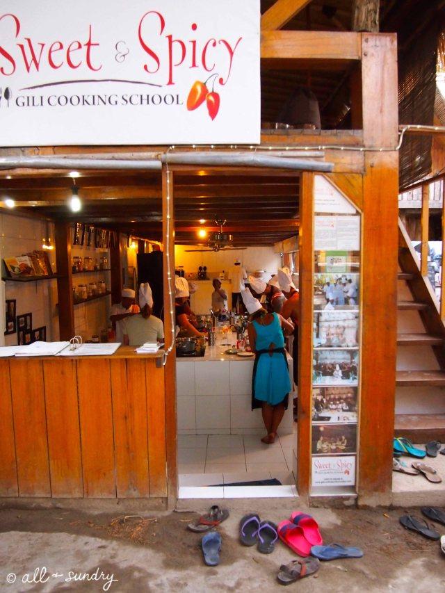 Sweet & Spicy Cooking School