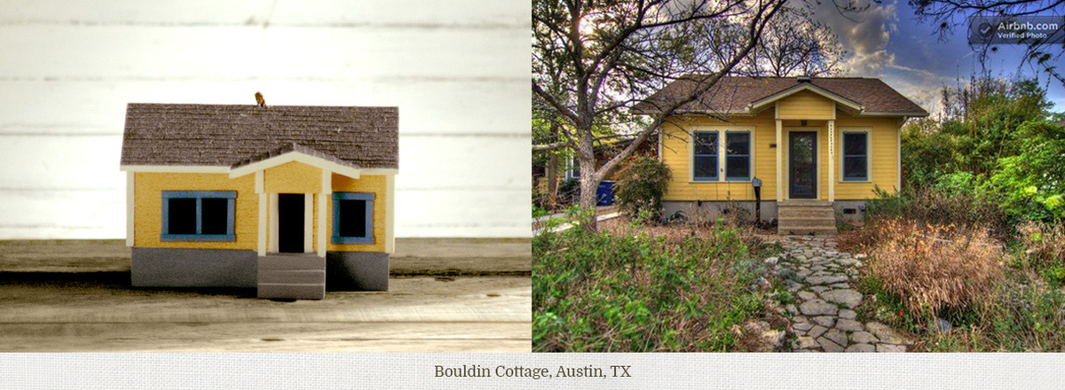 BirdBnb - Austin, TX