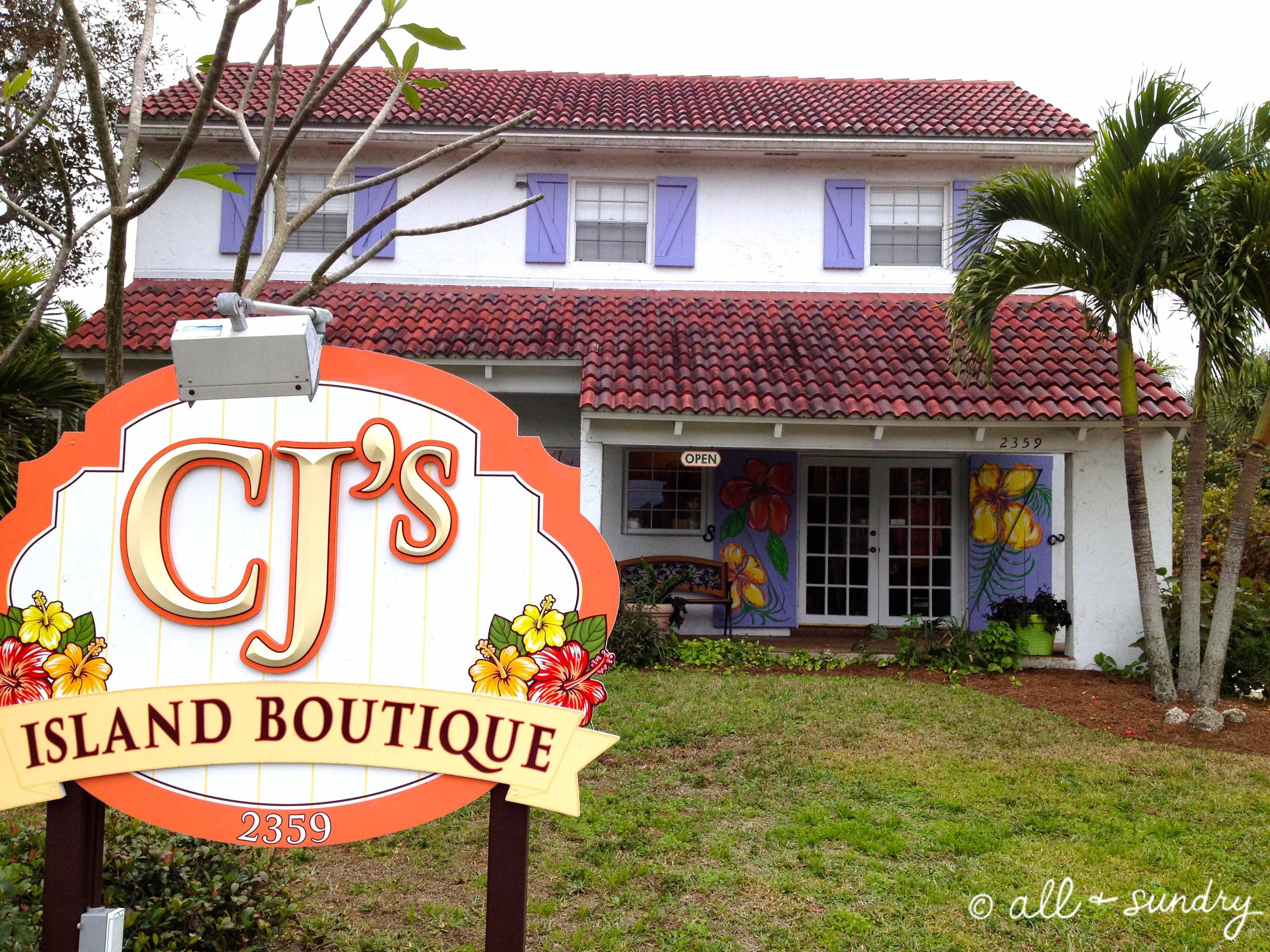 CJ's Island Boutique