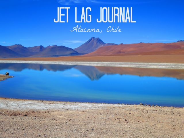 atacama jet lag journal