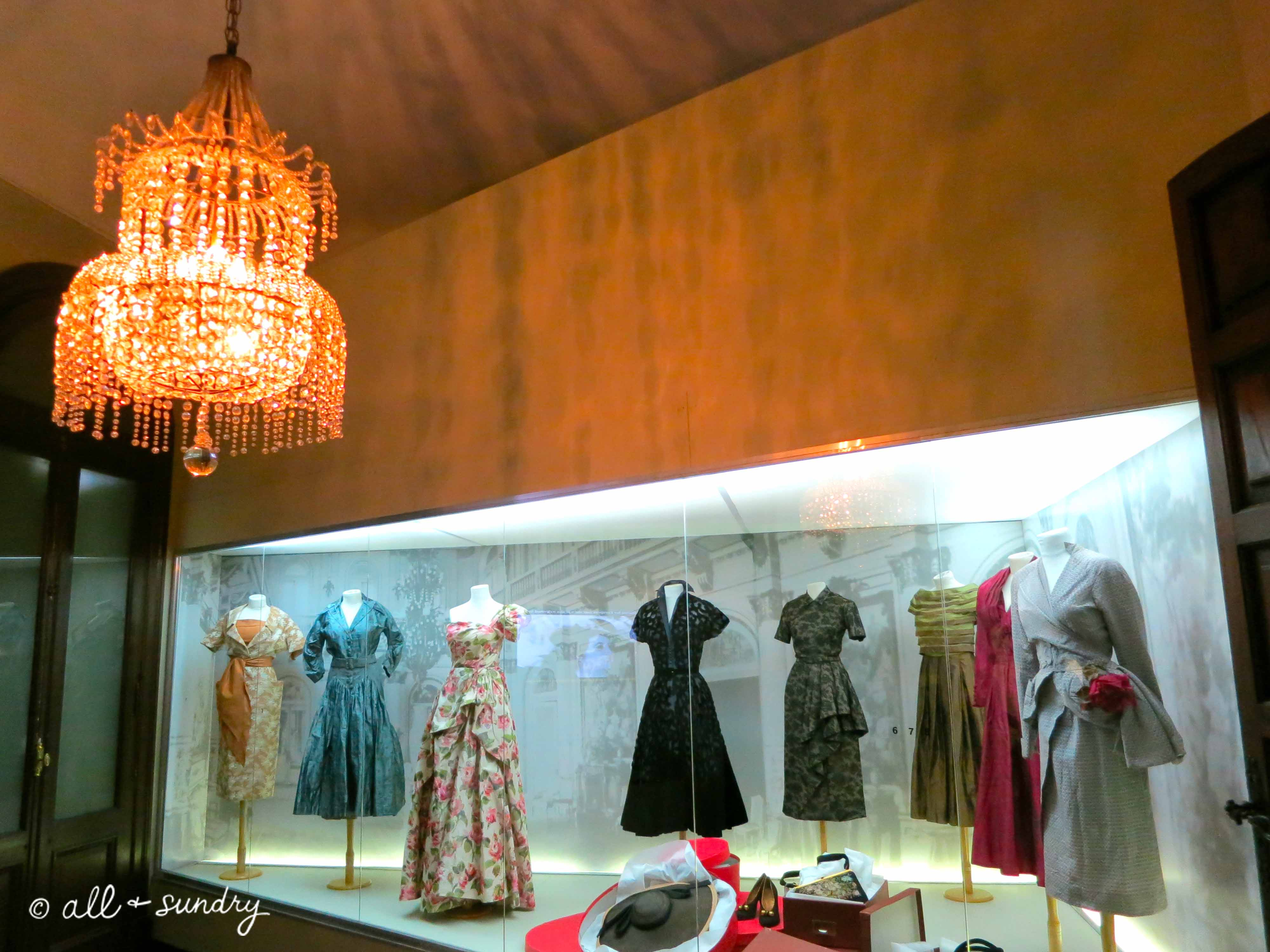 Evita clothes