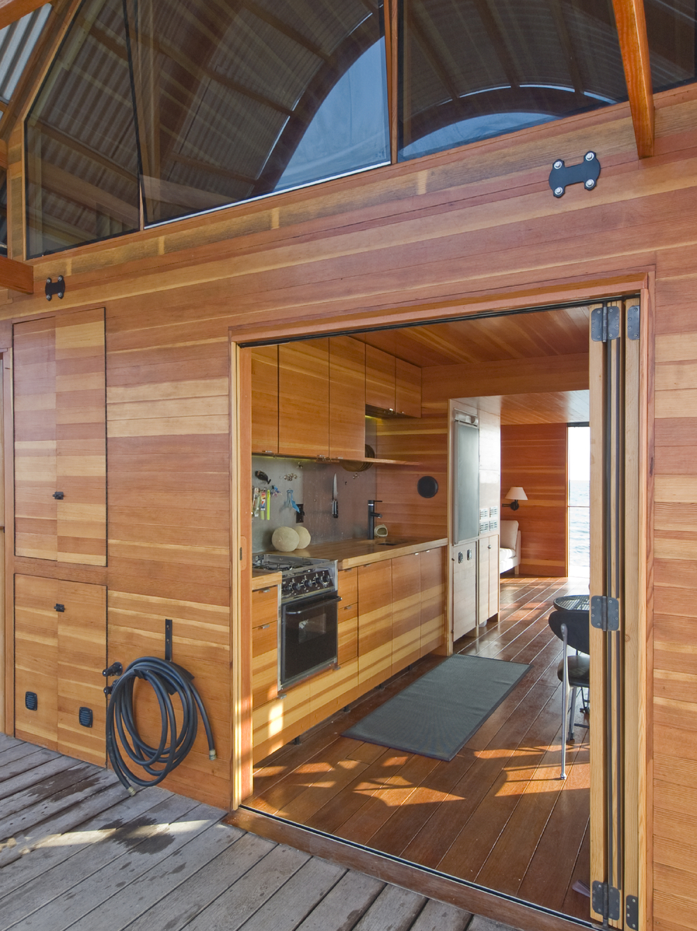 Provincetown Houseboat 2