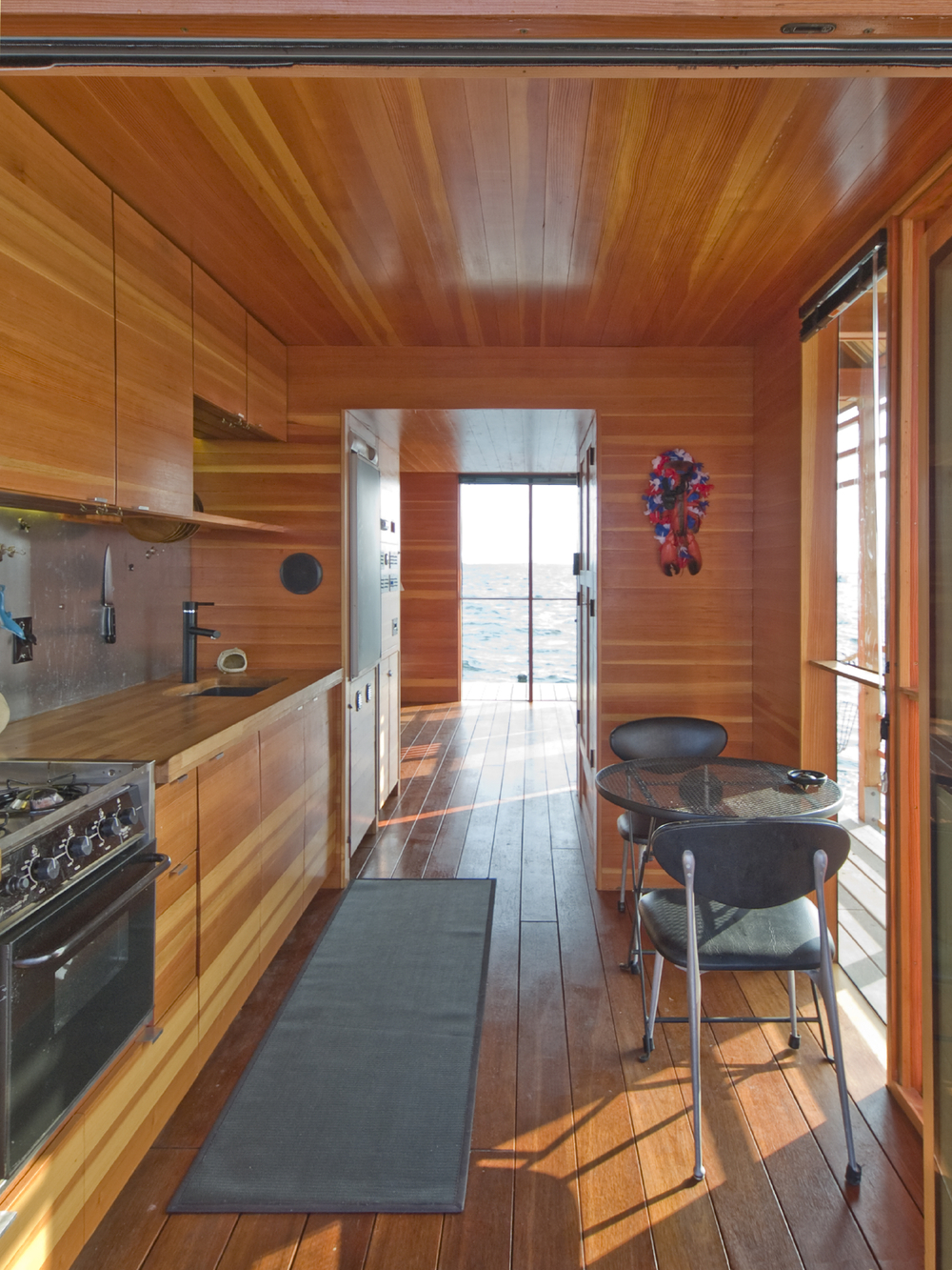 Provincetown Houseboat 3