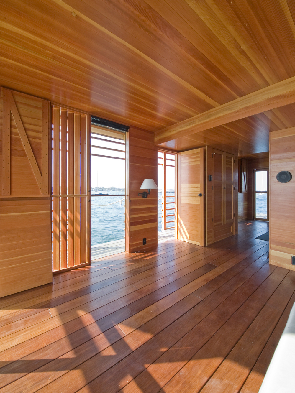 Provincetown Houseboat 4