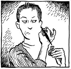 """story telling and characterization in fun home a memoir by alison bechdel Alison bechdel's original graphic memoir buy from amazon buy from amazon bechdel's story (and, thus, fun home's story) is neatly encapsulated in kron's script where she has bechdel say """"my."""